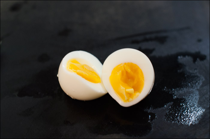 The Perfect Boiled Egg | © karacooks.com